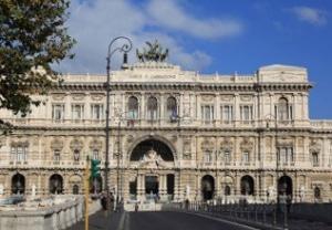 Gerichtshof in Rom