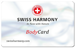 The Swiss Harmony BodyCard