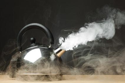 Wohnungsharmonisierung: Dampf auf dem Kessel - swissharmony.ch