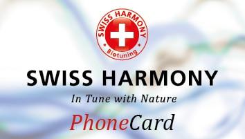 Swiss Harmony PhoneCard