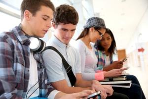 Jugend und Smartphones