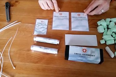 Swiss Harmony BioHome Paketinhalt
