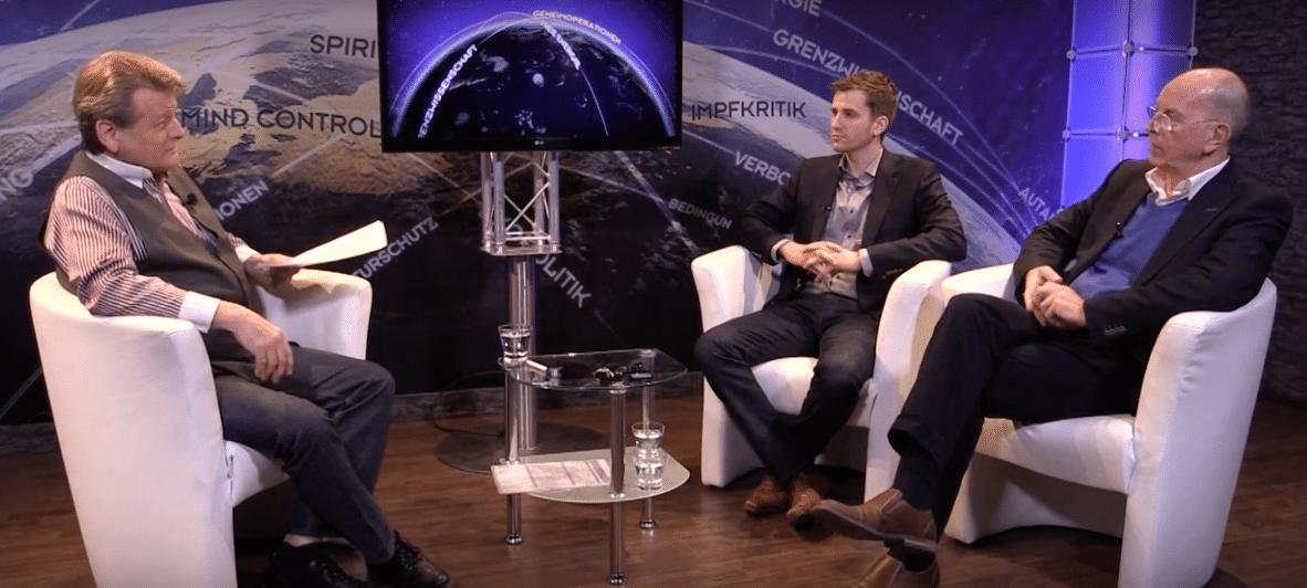 Richard & Neel Neubersch bei quer-denken.tv