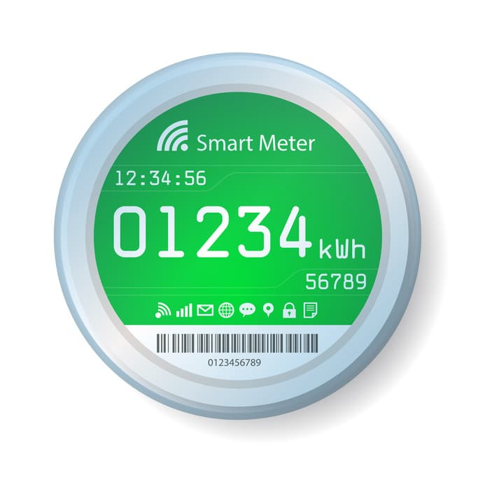 Smart meters for automatic readings: highfrequency radiation for residents. Foto: Fotolia.de